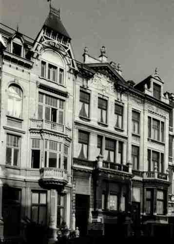 Antwerpen Cogels-Osylei 77-81