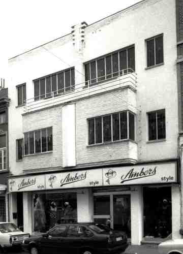 Antwerpen Driekoningenstraat 35-37