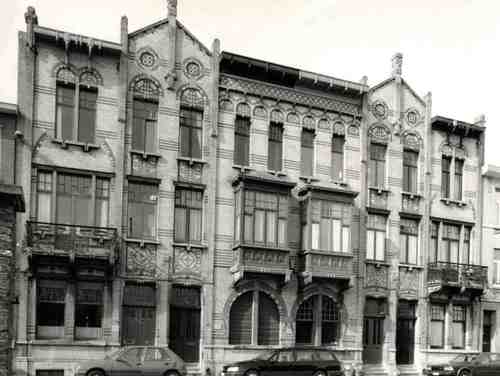 Antwerpen Pretoriastraat 64-70
