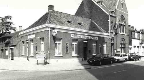 Dorpsherberg De Kroon in Berendrecht