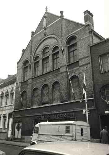 Antwerpen Vredestraat 18
