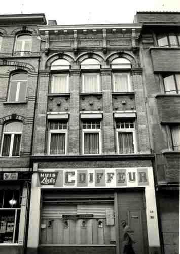 Antwerpen Vredestraat 38