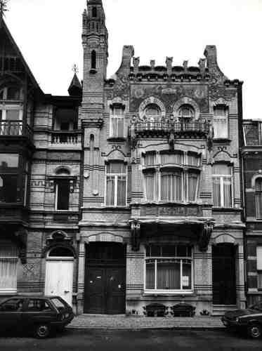 Antwerpen Waterloostraat 11