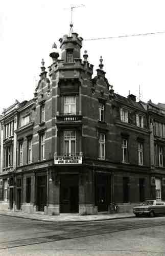 Antwerpen Plankenbergstraat 73-75 en Leeuwlantstraat 41