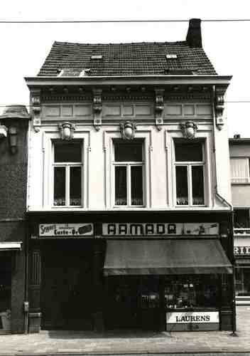 Antwerpen Turnhoutsebaan 73