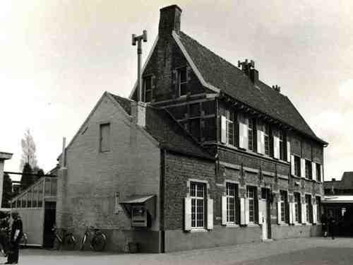 Antwerpen Kioskplaats 28