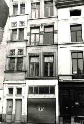 Antwerpen Huikstraat 44
