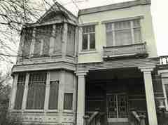 Landhuis in cottagestijl