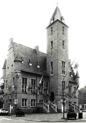 Bornem Boomstraat 1
