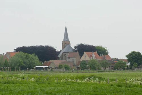 Knokke-Heist Ramskapellestraat 59 Parochiekerk