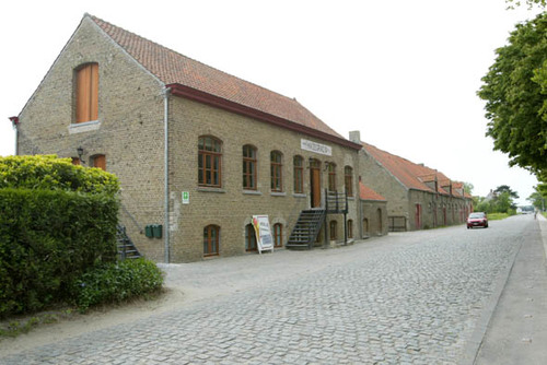 Knokke-Heist Hazegrasstraat 75 en verder