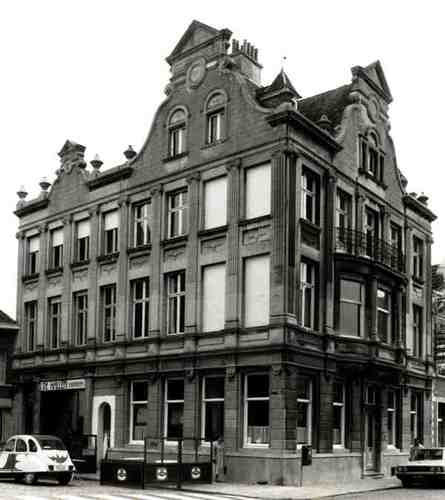Lier Berlaarsestraat 1, Heilige-Geeststraat 21, 22