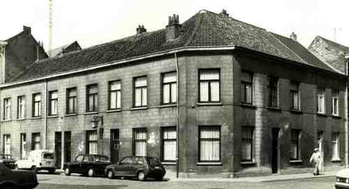 Lier Vismarkt 37-43, Vredebergstraat 1-3