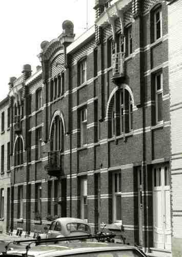 Mechelen Hoveniersstraat 34-44