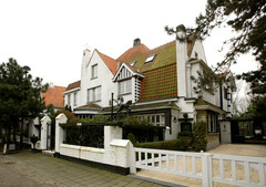 Villa's Rokamar / Duinoord
