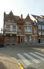 Burgerhuizen in eclectische stijl