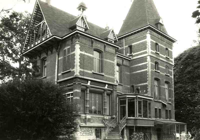 Landhuis weytschot erfgoedobjecten inventaris onroerend erfgoed