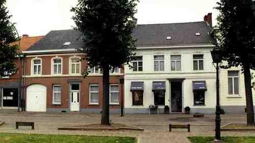 Westerlo Grote Markt 60 (links)-61