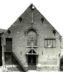 Jeneverstokerij Meeus en kapel