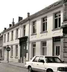Complex in neoclassicistische stijl