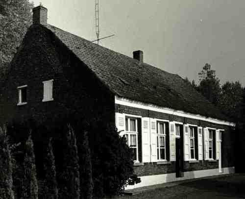 Zandhoven Kapelstraat 36