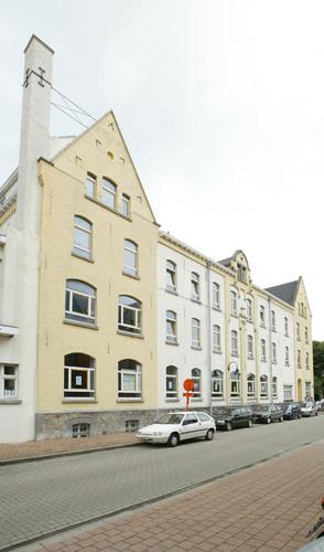 Klooster met internaat