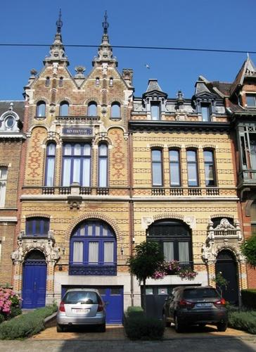 Antwerpen Cogels-Osylei 5-7