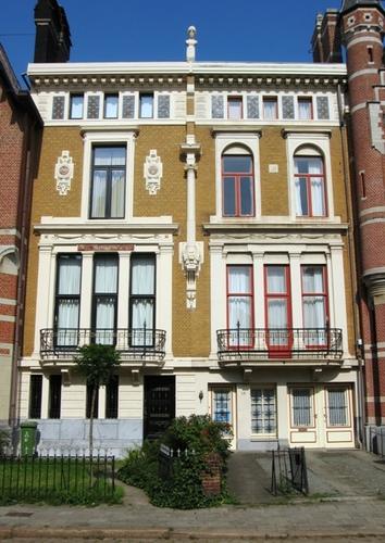 Antwerpen Cogels-Osylei 13-15