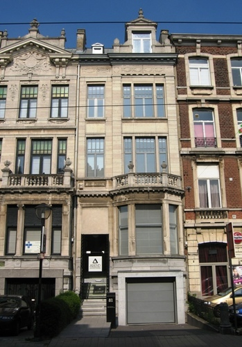 Antwerpen Cogels-Osylei 81