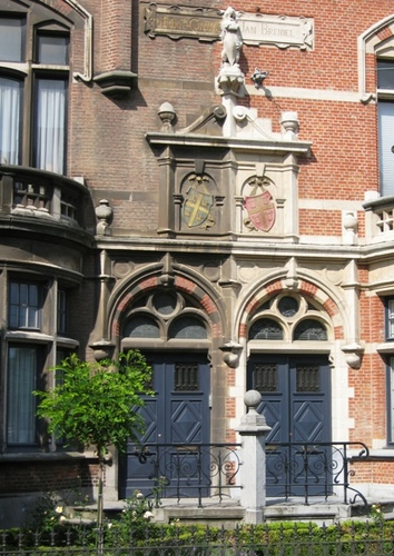 Antwerpen Tramplein 3, Cogels-Osylei  2-4