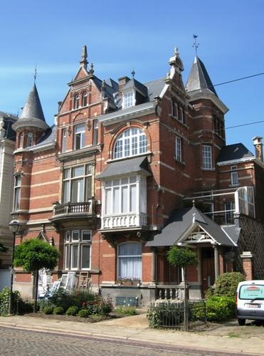 Antwerpen Cogels-Osylei 28-30