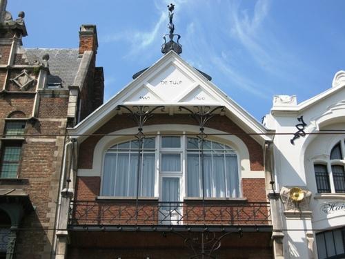 Antwerpen Cogels-Osylei 52