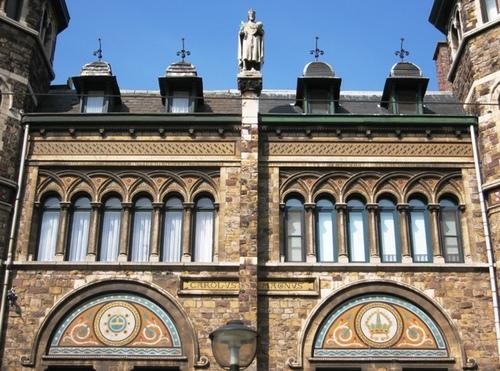 Antwerpen Cogels-Osylei 6-12