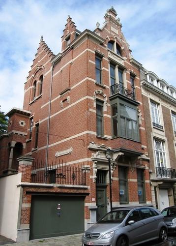 Antwerpen Generaal Capiaumontstraat 22