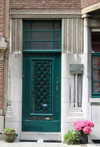 Antwerpen Generaal Van Merlenstraat 21