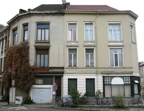 Antwerpen Generaal Van Merlenstraat 2/ Guldenvliesstraat 2