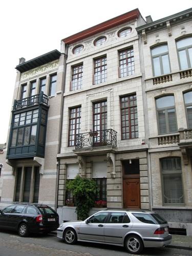 Antwerpen Generaal Van Merlenstraat 24