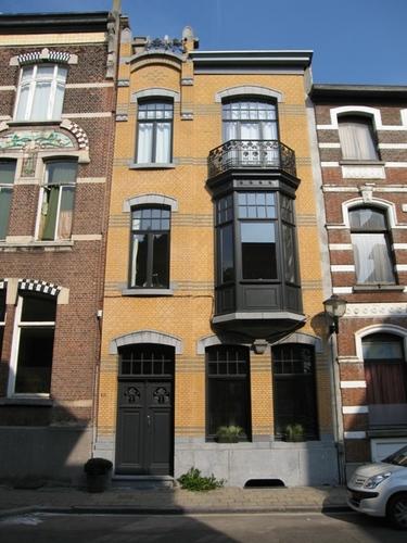 Antwerpen Transvaalstraat 18