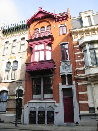 Antwerpen Transvaalstraat 50