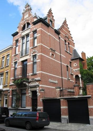 Antwerpen Velodroomstraat 13
