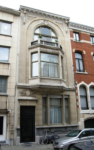 Antwerpen Velodroomstraat 16