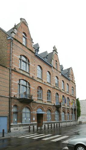 Knokke-Heist Seb. Nachtegaelestraat 10 Hotel de la Couronne