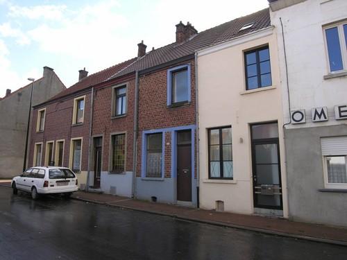 Sint-Genesius-Rode, Lindestraat 104-112
