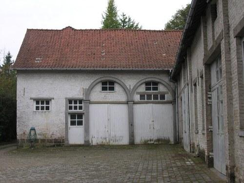 Sint-Genesius-Rode Zevenbronnen 2 wagenhuis