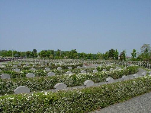 Ramskapelle: Belgische Militaire Begraafplaats: Overzicht