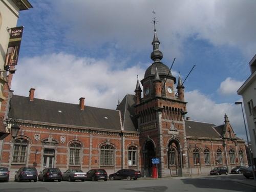 Oudenaarde Stationsplein zonder nummer