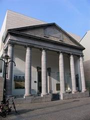 Classicistische portiek Vicus Artium
