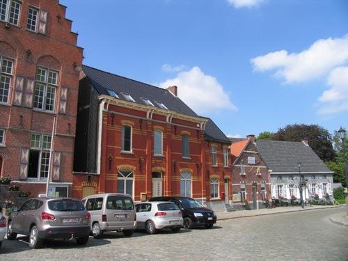 Horebeke Sint-Maria-Horebeke Kerkplein