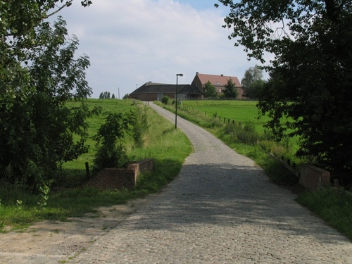 Horebeke Sint-Kornelis-Horebeke Buikberg