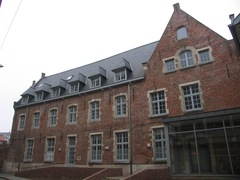Klooster der Ierse minderbroeders of Iers College